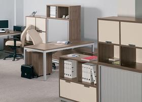 Разнообразие офисной мебели