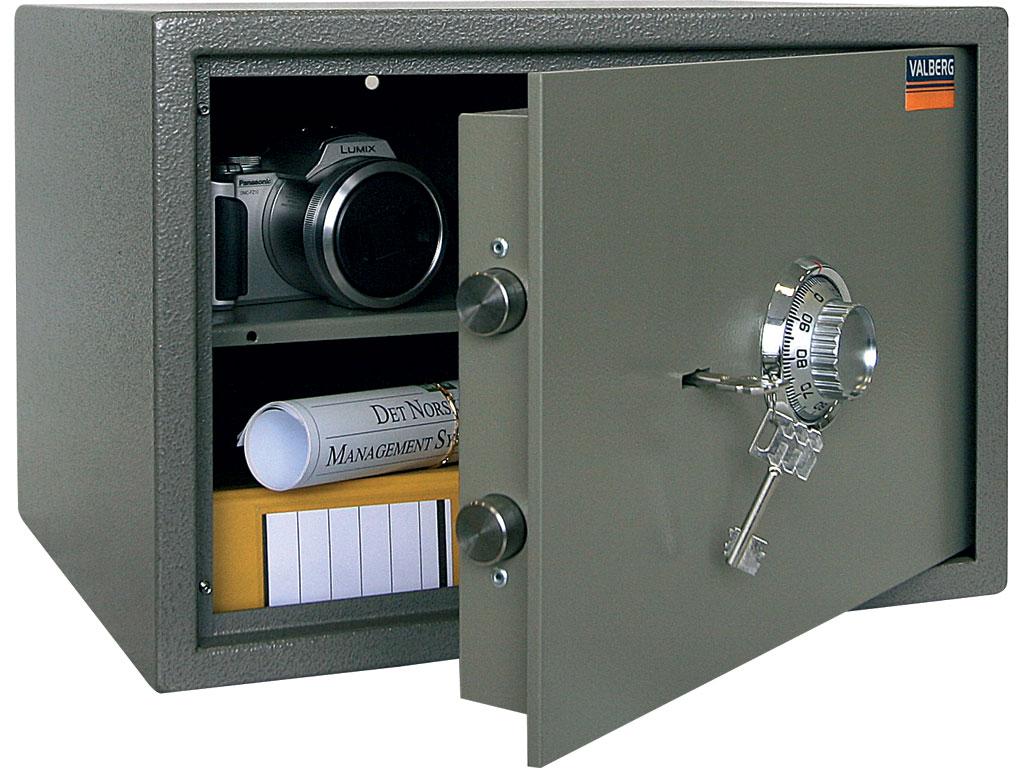 Выбор сейфа для дома