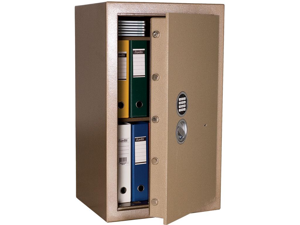 Способен ли дешевый сейф защитить офисные ценности?